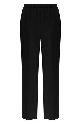 Женские брюки со стрелками FORTE_FORTE синего цвета, арт. 6728 | Фото 1