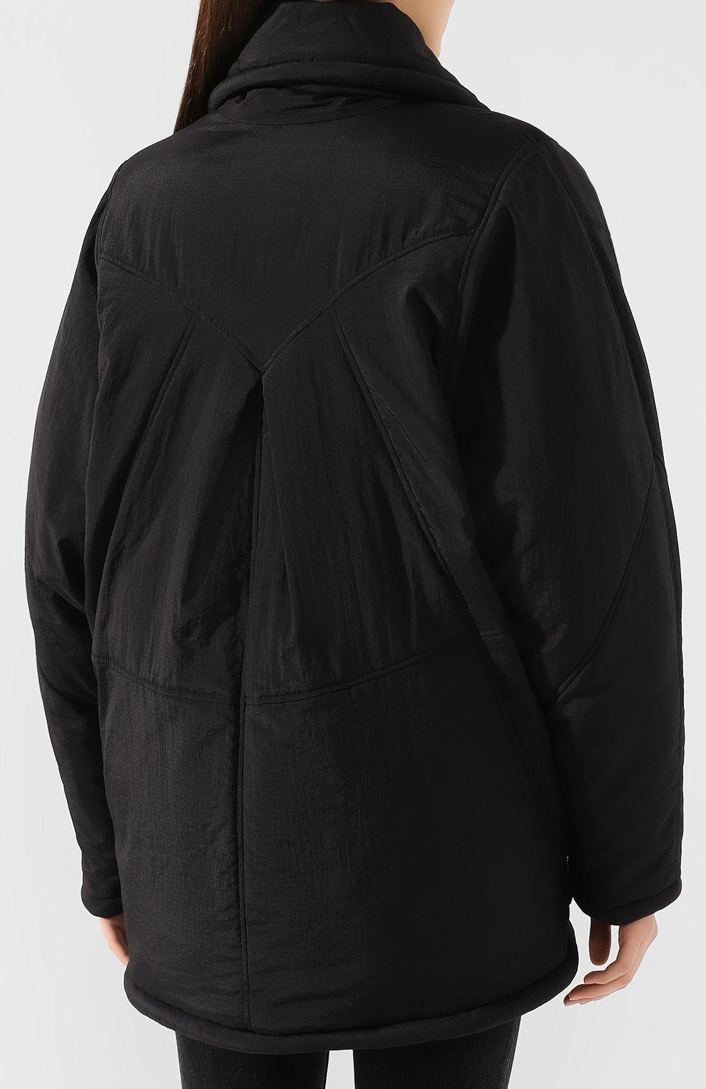 Утепленная куртка | Фото №4