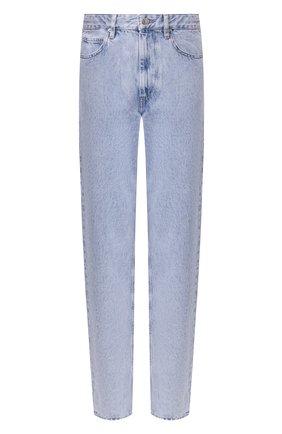 Женские джинсы ISABEL MARANT ETOILE голубого цвета, арт. PA1360-19A022E/C0RSYJ | Фото 1