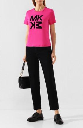 Женские джинсы GRLFRND черного цвета, арт. GF4176911898 | Фото 2