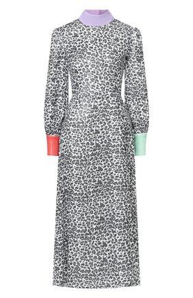 Женское платье с пайетками OLIVIA RUBIN разноцветного цвета, арт. 0R0179/AMELIE DRESS | Фото 1