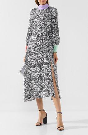 Женское платье с пайетками OLIVIA RUBIN разноцветного цвета, арт. 0R0179/AMELIE DRESS | Фото 2