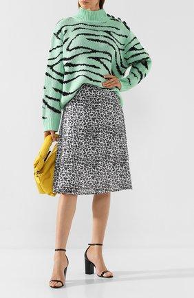Женская свитер OLIVIA RUBIN зеленого цвета, арт. 0R0185/LYLA JUMPER | Фото 2