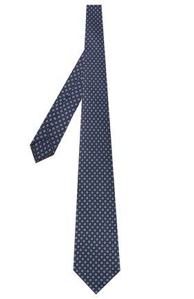 Мужской шелковый галстук KITON разноцветного цвета, арт. UCRVKLC08F11 | Фото 2