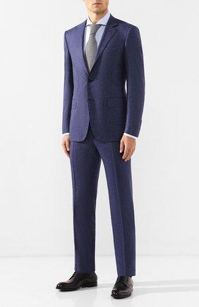Мужская хлопковая сорочка VAN LAACK голубого цвета, арт. RES0-PSFC6/132383 | Фото 2