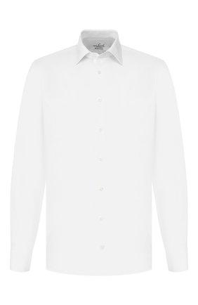 Мужская хлопковая сорочка VAN LAACK белого цвета, арт. RET-DTFN/150018 | Фото 1