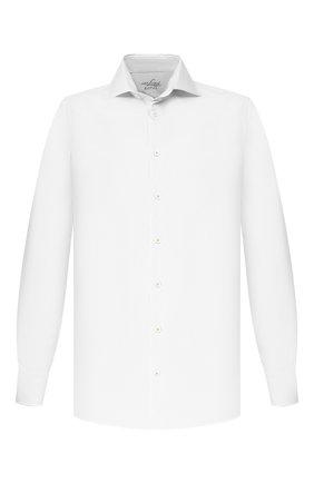 Мужская хлопковая сорочка VAN LAACK белого цвета, арт. RIVARA-SFN/150142 | Фото 1