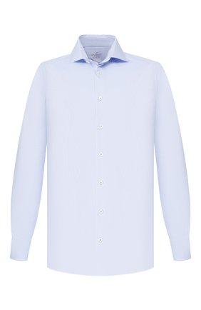 Мужская хлопковая сорочка VAN LAACK голубого цвета, арт. RIVARA-SFN/150142 | Фото 1