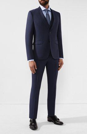 Мужская хлопковая сорочка VAN LAACK голубого цвета, арт. RIVARA-SFN/150142 | Фото 2