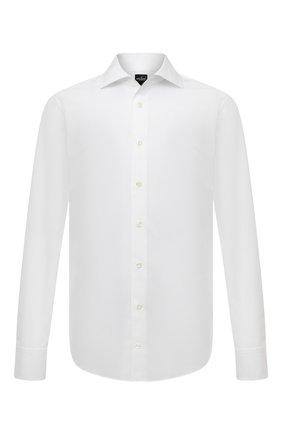 Мужская хлопковая сорочка VAN LAACK белого цвета, арт. RIVARA-TF/130648 | Фото 1