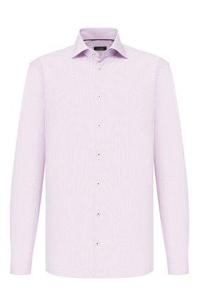 Мужская хлопковая сорочка VAN LAACK розового цвета, арт. TIVARA2-PTF/151715 | Фото 1