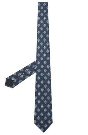 Мужской шелковый галстук ETON синего цвета, арт. A000 31856 | Фото 2