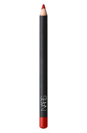 Женский контурный карандаш для губ, оттенок jungle red NARS бесцветного цвета, арт. 9080NS | Фото 1