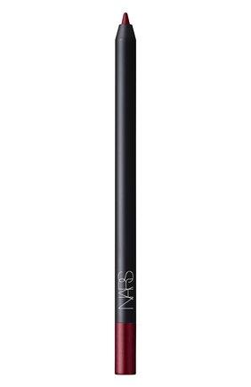 Женский карандаш для век high-pigment longwear eyeliner, broadway NARS бесцветного цвета, арт. 8199NS | Фото 1
