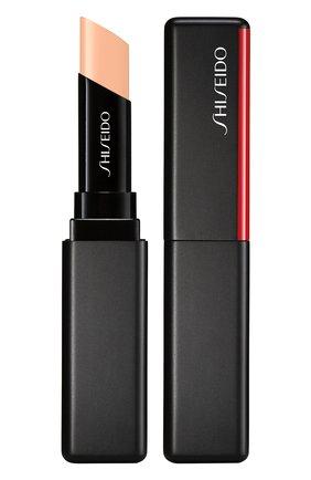 Женский тинт-бальзам для губ colorgel, оттенок 101 ginkgo SHISEIDO бесцветного цвета, арт. 14890SH | Фото 1