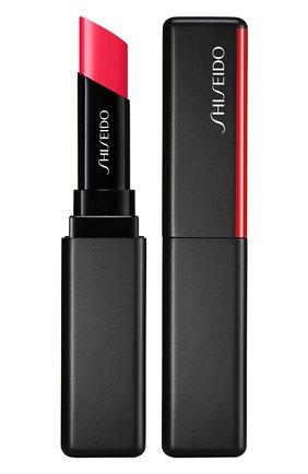 Женский тинт-бальзам для губ colorgel, оттенок 105 poppy SHISEIDO бесцветного цвета, арт. 14894SH | Фото 1