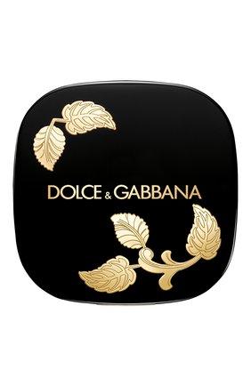 Женские кремовые румяна для лица и губ dolce blush, 40 tender DOLCE & GABBANA бесцветного цвета, арт. 8758050DG | Фото 2
