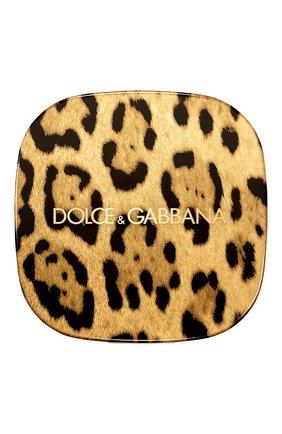 Женские тени для век felineyes, оттенок 7 passionate dahlia DOLCE & GABBANA бесцветного цвета, арт. 8544750DG | Фото 2