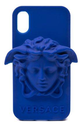 Резиновый чехол для iPhone X/XS   Фото №1