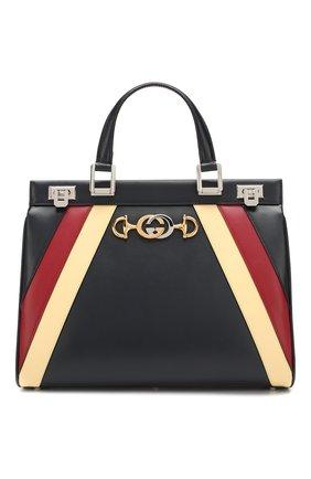 Женская сумка gucci zumi medium GUCCI бежевого цвета, арт. 564714/05JDX | Фото 1