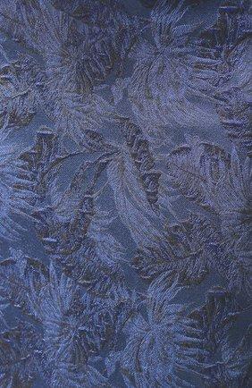 Женская юбка BOSS синего цвета, арт. 50416644   Фото 5