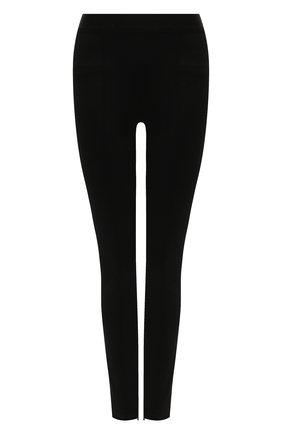 Женские леггинсы HELMUT LANG черного цвета, арт. J06HW202 | Фото 1