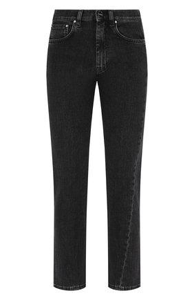 Женские джинсы TOTÊME темно-серого цвета, арт. 0RIGINAL DENIM 32 193-232-743 | Фото 1