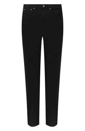 Женские джинсы TOTÊME черного цвета, арт. 0RIGINAL DENIM 32 193-232-744 | Фото 1