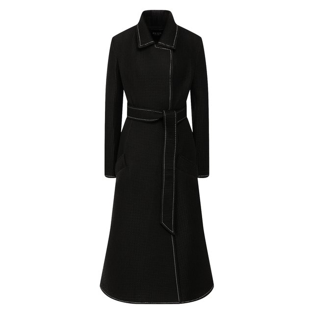 Пальто с поясом A.W.A.K.E. MODE