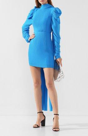 Женское платье SOLACE голубого цвета, арт. 0S24046 | Фото 2