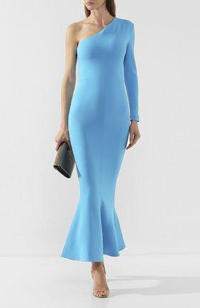 Женское платье SOLACE голубого цвета, арт. 0S24043 | Фото 2