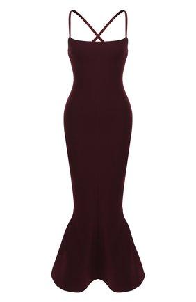 Женское платье SOLACE фиолетового цвета, арт. 0S24018 | Фото 1