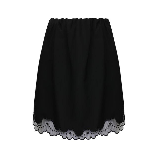 Шерстяная юбка N21