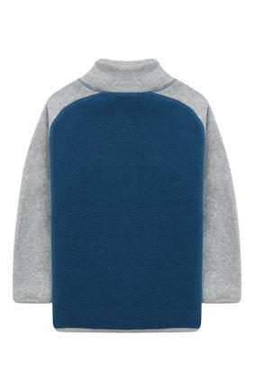Детский кардиган MOLO синего цвета, арт. 5W19L201 | Фото 2