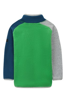 Детский кардиган MOLO зеленого цвета, арт. 5W19L201 | Фото 2