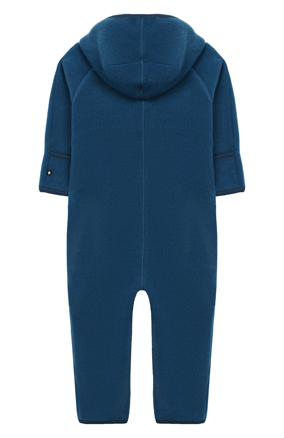 Детский комбинезон MOLO синего цвета, арт. 5W19L302 | Фото 2