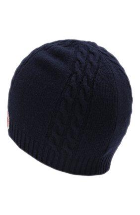 Детского шерстяная шапка GUCCI синего цвета, арт. 574731/4K206 | Фото 2