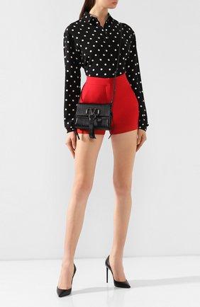 Женская сумка valentino garavani vring VALENTINO черного цвета, арт. SW0B0E04/QLR | Фото 2