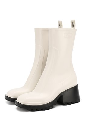 Резиновые ботинки Betty | Фото №1