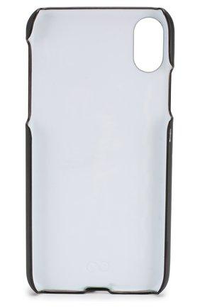 Мужской чехол для iphone x RAF SIMONS красного цвета, арт. 192-942-45010 | Фото 2