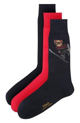 Комплект из трех носков | Фото №1