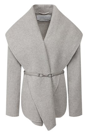 Женское кашемировое пальто GABRIELA HEARST светло-серого цвета, арт. 119508 C002 | Фото 1