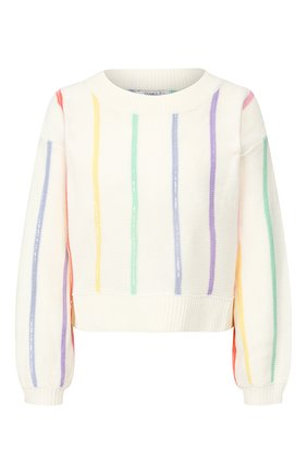 Женская пуловер OLIVIA RUBIN бежевого цвета, арт. 0R0187/HALLIE JUMPER | Фото 1