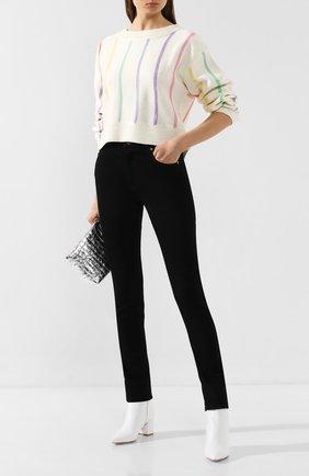 Женская пуловер OLIVIA RUBIN бежевого цвета, арт. 0R0187/HALLIE JUMPER | Фото 2