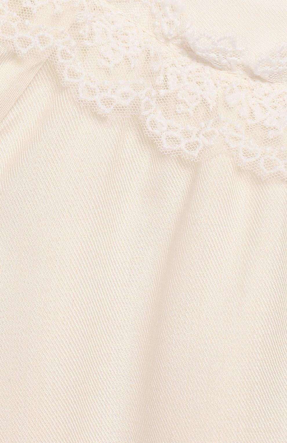 Блузка из смеси вискозы и шерсти | Фото №3