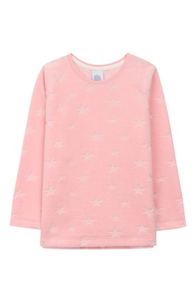 Детская пижама SANETTA розового цвета, арт. 232345 | Фото 2