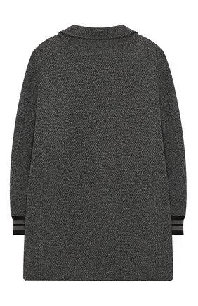 Детское пальто PAOLO PECORA MILANO серого цвета, арт. PP2027/6Y-12Y | Фото 2