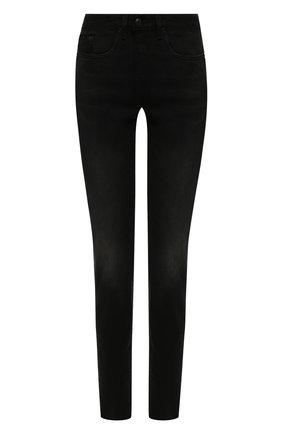 Женские джинсы R13 черного цвета, арт. R13W0005-470A   Фото 1