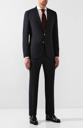 Мужская хлопковая сорочка VAN LAACK кремвого цвета, арт. MES0-SF/150005 | Фото 2