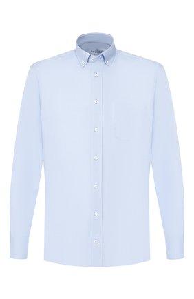 Мужская хлопковая сорочка VAN LAACK голубого цвета, арт. R0Y-TF/130650 | Фото 1